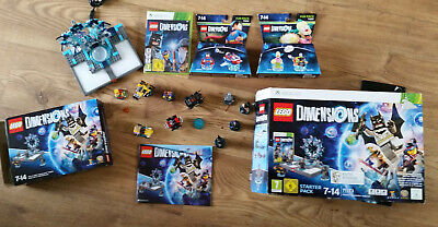 LEGO Dimensions -- Starter Pack, Microsoft Xbox 360, includes extra characters