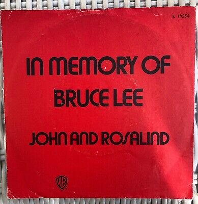 bruce Lee uk record 1974