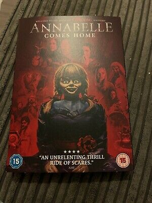 Annabelle Comes Home [2019] DVD, New, Sealed & Boxed.