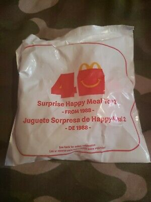 2019 McDonalds 40th ANNIVERSARY Surprise Happy Meal Toys Number 2