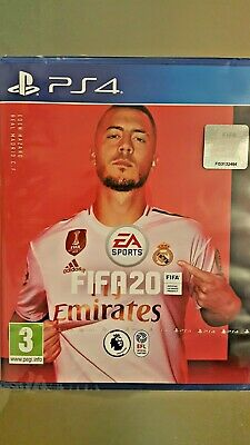 Fifa 20 For Ps4  Brand New And Sealed - Free Postage