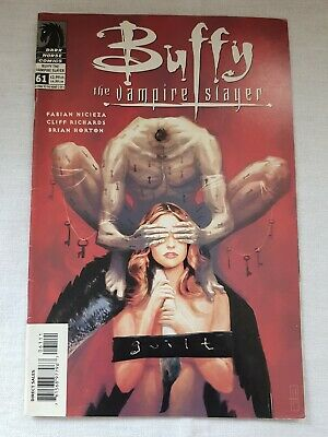 Buffy The Vampire Slayer Issue 61