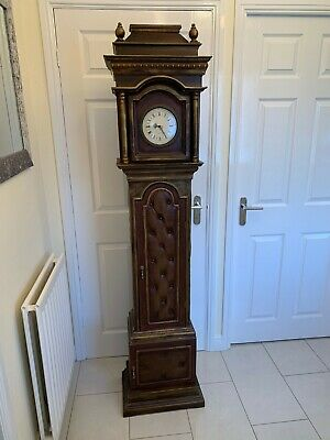 grandfather clock battery operated