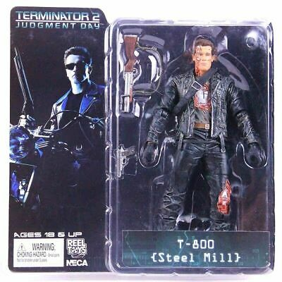 NECA 7 inch The Terminator T800 War damage version Action Figure