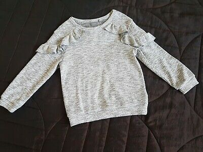 Girls Next Jumper And Embroidered Leggings Outfit 2-3 Years