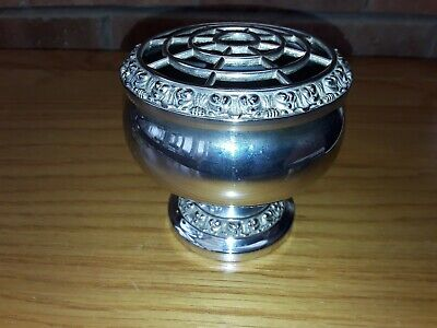 Silver Plated Ianthe Rose Bowl