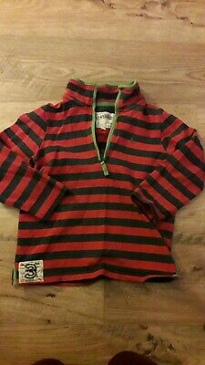 Joules Jumper Sweatshirt Age 7 Boys