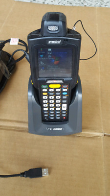 Symbol Mc3200 hand-held scanner