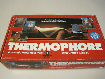 Battle Creek Thermophore 14 x 27 Model 055, clean unit, works great