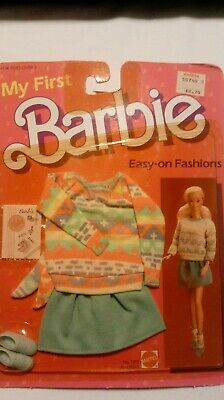 Vintage Skipper Doll Clothes Barbie So Active Fashion 2233 Mattel New Old Stock