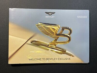 Bentley Academy Welcome To Bentley Exclusive Welcome With Welcome Letter