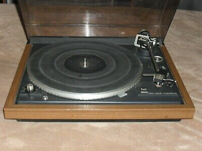 DUAL 510 Belt Drive Turntable with Shure M91ED Cartridge