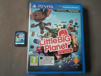 Little Big Planet ( Ps Vita - Sony )