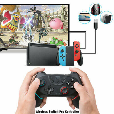 Wireless bluetooth Gamepad Pro Controller Joystick for Nintendo Switch Console