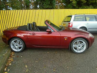 Mazda MX-5 ICON 2-Door PETROL MANUAL 2008/08