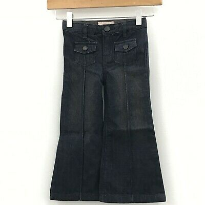 STELLA MCCARTNEY For BABY GAP Dark Blue Flared Jeans Size Age 3 Years TH280433