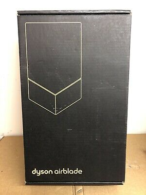 Dyson Airblade V Hand Dryer BRAND NEW BOXED - NICKEL* HU02 MODEL - 2 AVAILABLE