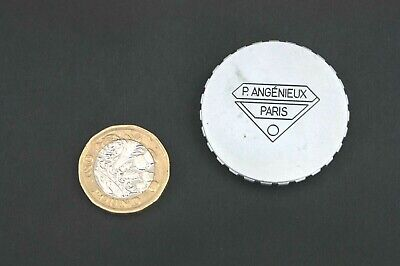 P. Angenieux  Lens Cap for 34.5mm diameter (across the thread)