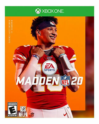 Electronic Arts Madden NFL 20 (Xbox One, 2019) - Fast ship