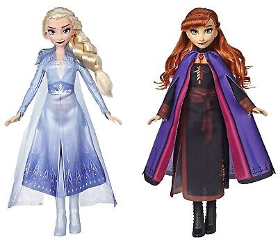 Disney Frozen 2 Elsa & Anna Fashion Doll with Long Hair & Outfit Frozen 2