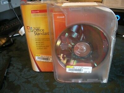 Microsoft Office Home and Student 2007 with Upgrade