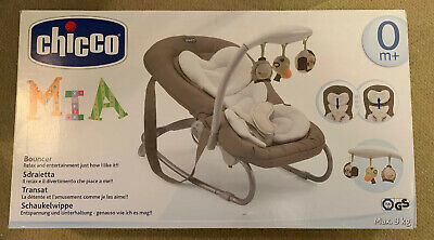 Chicco MIA Baby Chair Seat Bouncer / Rocker (0 Months+)