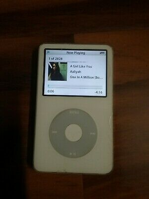 Apple iPod 5th Generation ENHANCED 30GB - WHITE