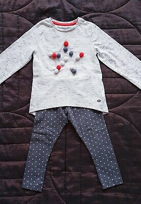 Girls Leggings Top Outfit 2-3 Years Christmas 🎄 Next Mothercare