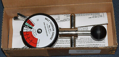 Draf No. 371 Belt Tension Dial Indicator Gauge Gage