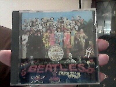 The Beatles -Sgt. Peppers Club Band -Cd Album -Cdp7464422 -No Barcode -Excel.