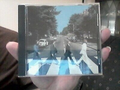 The Beatles - Abbey Road - Cd Album - Uk - 17 Tracks - Cdp 7 46446 2 - Excellent
