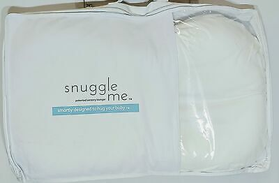 Snuggle Me Patented Sensory Lounger for Baby