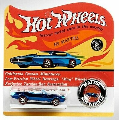 1971 Hot Wheels Redline /'Olds 442/' Reproduction Decal 6467