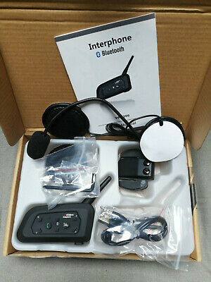 V6-1200 BT Motorrad Bluetooth Headset