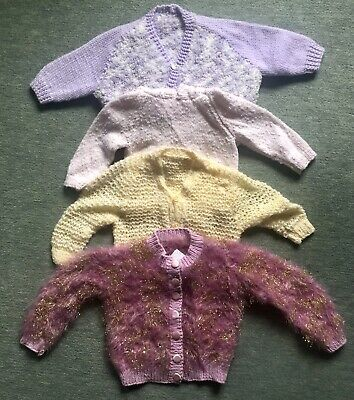 Hand Knitted Toddler Items