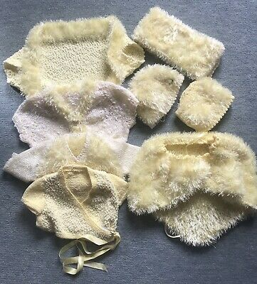Hand Knitted Baby & Toddler Items