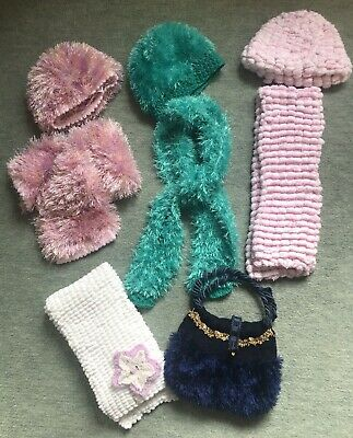 Hand Knitted Todder Items