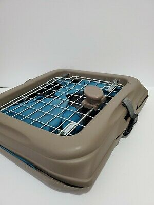 Pet Crate Dog Kennel Foldable Pop-Up Collapsible Home Outdoor Travel Portable