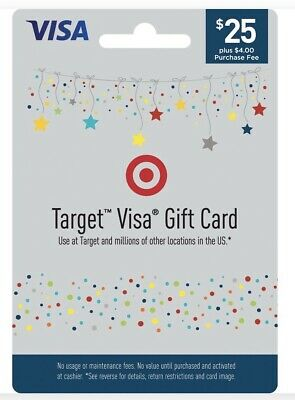 $25 Gift Card Activated