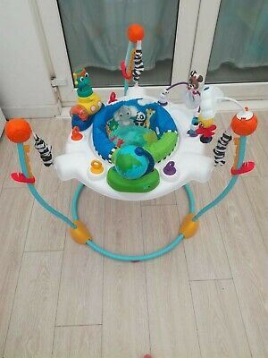 Baby Einstein journey of discovery jumper  Jumperoo activity centre musical