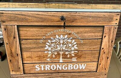 STRONGBOW Esky / Cooler Box  - Brand New