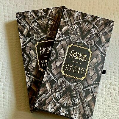 URBAN DECAY - Game Of Thrones - Limited Edition Eyeshadow Palette 2019 NEW