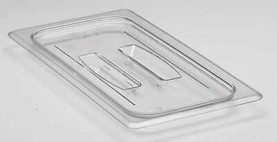 CAMBRO CA30CWCH135 Food Pan Lid,Third Size,Clear,PK6