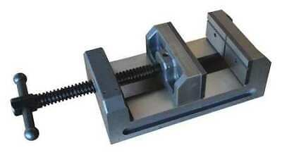 "DAYTON 4TK04 6"" Drill Press Vise with Fixed Base"