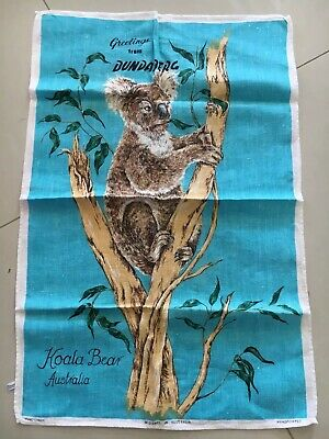Pure Linen Collectible Tea Towel