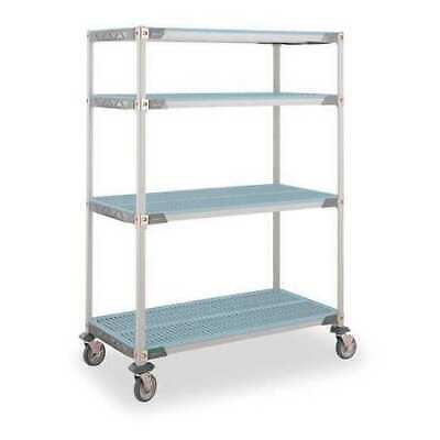 "METRO 3TJ71 Wire Cart,24"" W  x 36""L,Steel"