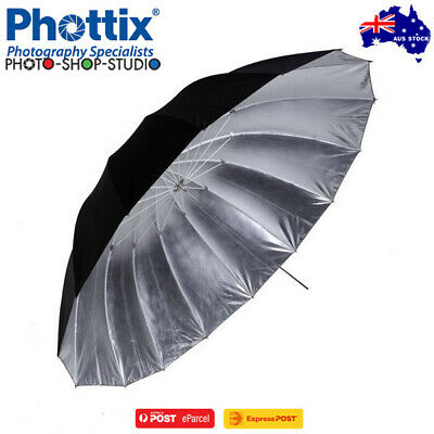 "AU*Phottix #853442 |152cm (60"") Para-Pro Reflective Umbrella (B/S)*CLEARANCE"