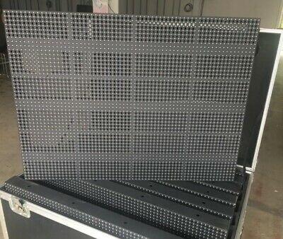 led videowall screen panel p12.5mm with a panel size 800x600mm (single panel)