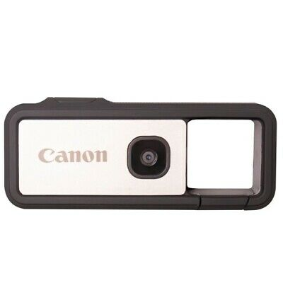 Canon IVY REC 13MP Full HD Waterproof Outdoor Video Camera/Stone/ Retail $129.99