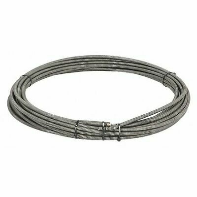 RIDGID 37852 Drain Cleaning Cable,3/8 In. x 100  ft.